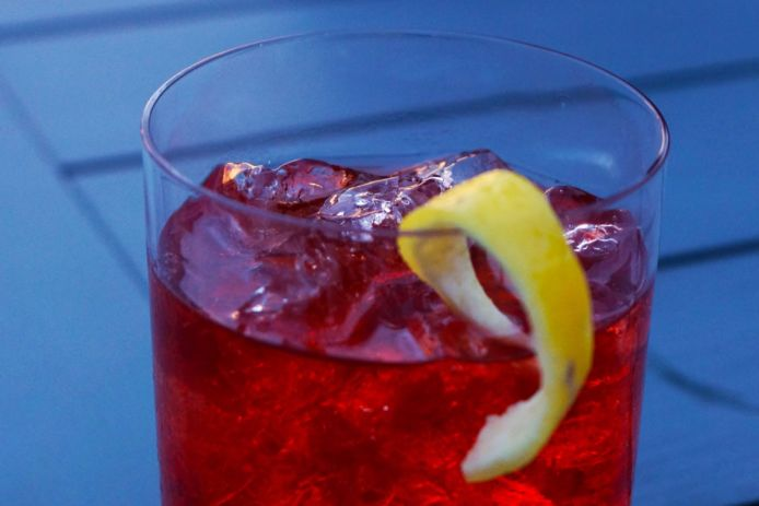 Different Pointe of View Negroni