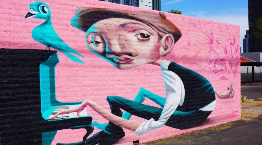Mural by Tato Caraveo