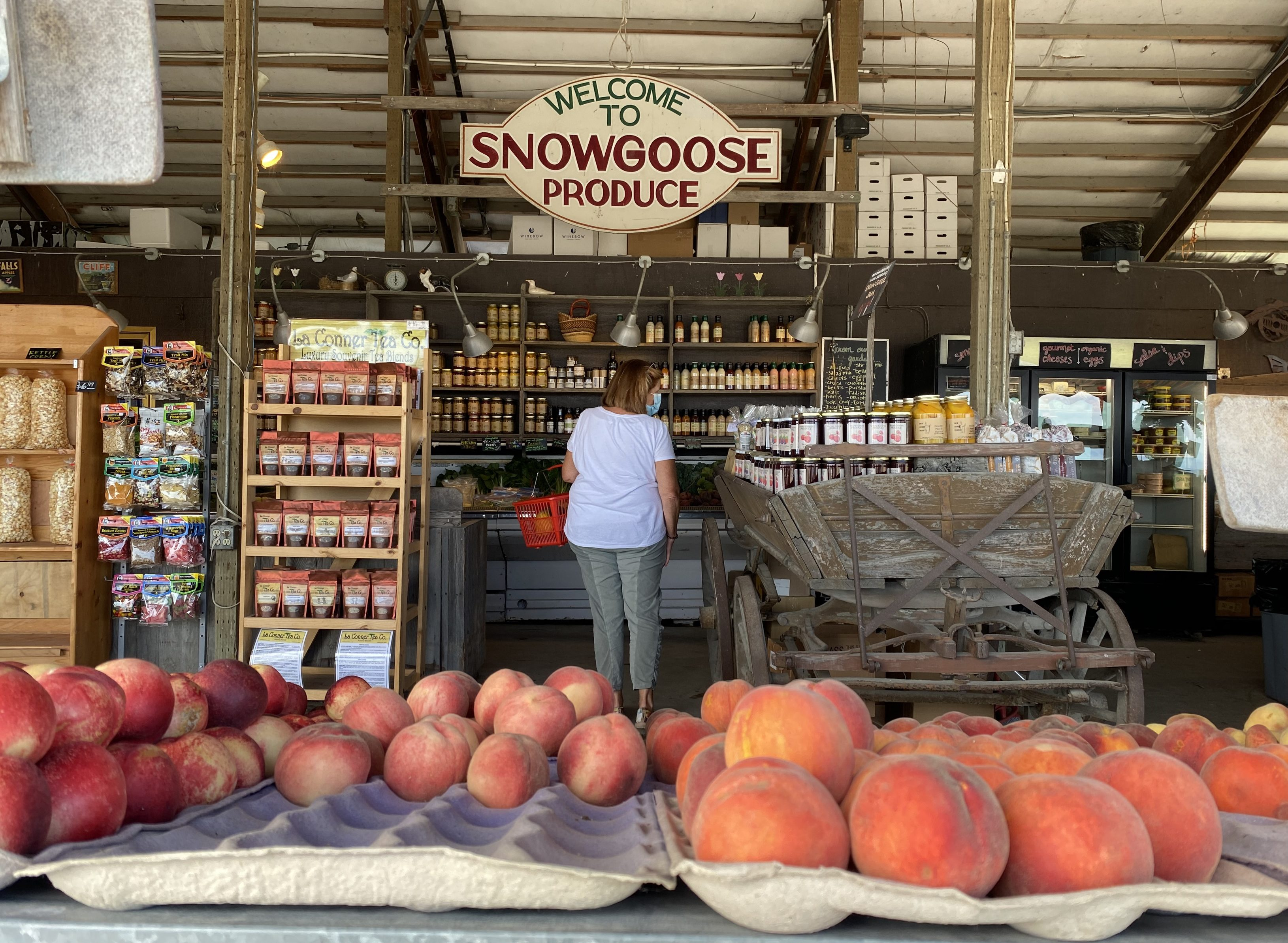 The Farmstand of All Farmstands Is Just Outside of Seattle