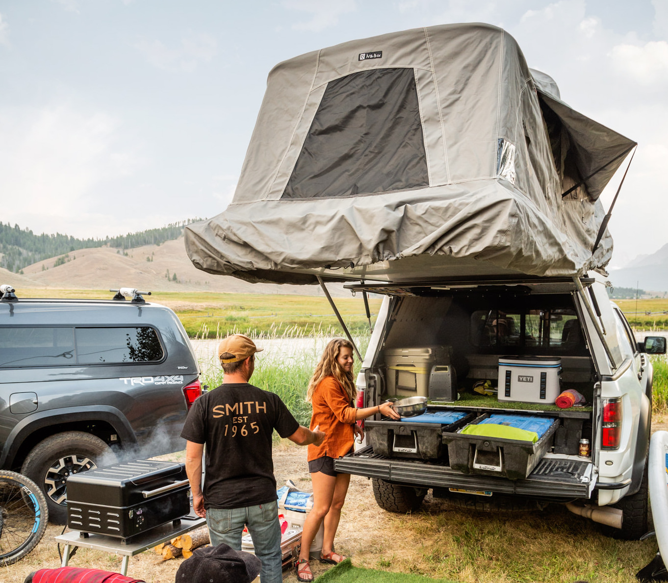 This Company's Vehicle Storage Systems Make Car Camping Easier Than Ever