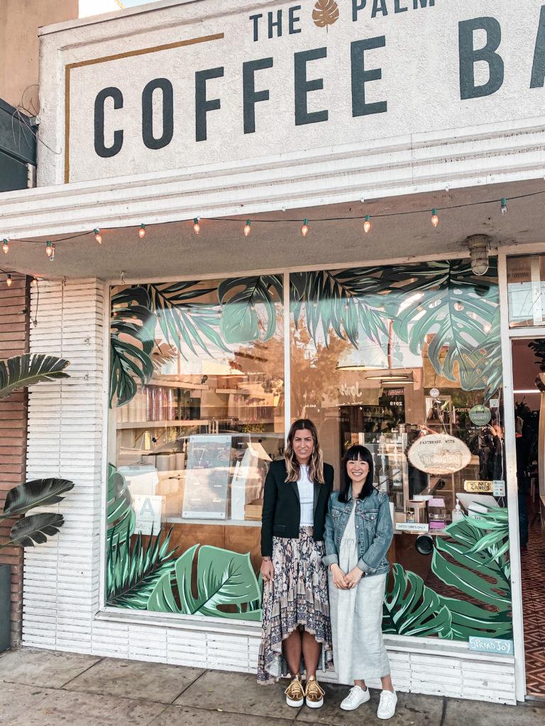 Palm Coffee Bar on Marie Kondo Netflix show