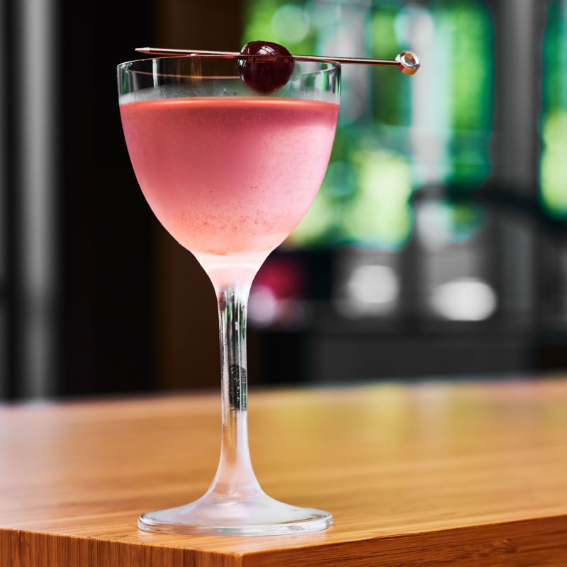 Rose City Cocktail